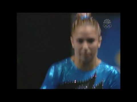 Courtney Kupets - Vault - 2004 U.S. Gymnastics Championships - Women - Day 2