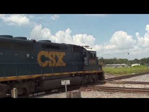 Central Florida Trains July 2016 1