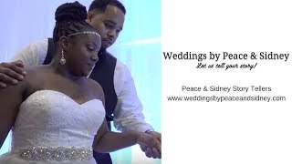 Apreia & Thomas - Weddings By Peace & Sidney