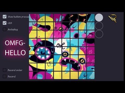 OMFG - Hello (Launchpad) Unipad