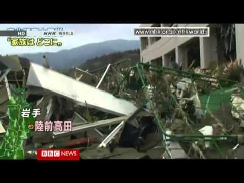 Tohoku earthquake & tsunami disaster 11.03.2011