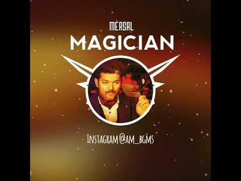 Mersal Magician Mass Bgm Hd