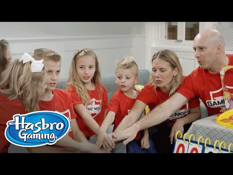 Hasbro Game Night - 8 Passengers Challenges J House Vlogs