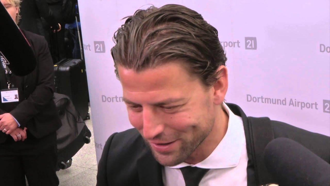 "Roman Weidenfeller: ""Welt schaut auf uns""  | Borussia Dortmund - FC Bayern München  | DFB-Pokal"