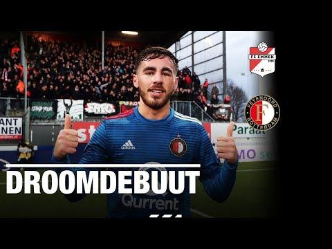 Debuteren in de Eredivisie doe je zo: Orkun Kökcü!