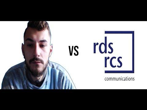 MOJO VS RDS-RCS (CATERINCA MARE) !