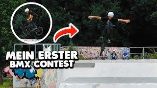 Mein ERSTER BMX Contest vor 8 JAHREN