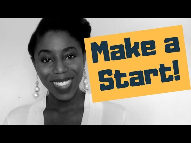Everything doesn't have to be perfect to make a start | Boss Teacher