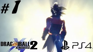 Dragon Ball: XV2 - Story Mode #1