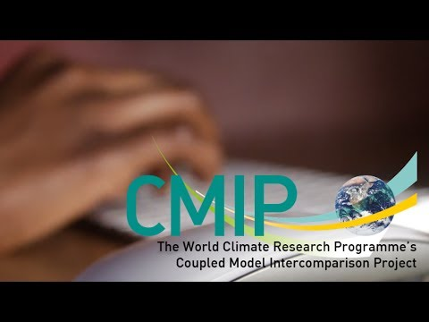 A Short Introduction to Climate Models - CMIP