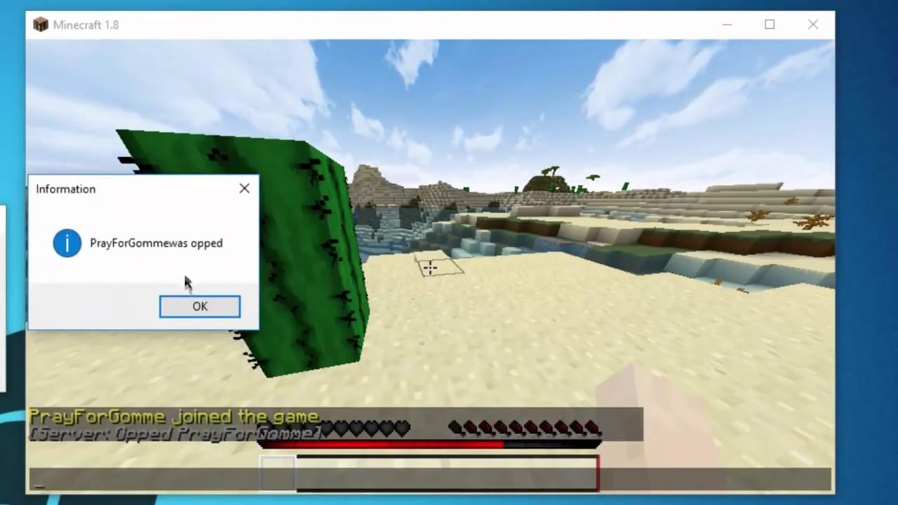 скачать приложение для взлома сервера в майнкрафт #8