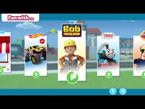 Fun With Activities With Bob The Builder See All The Gang In