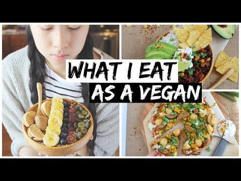 What I Eat In A Day #5 || Fast Vegan Recipes (quick + easy in under 15 mins!)
