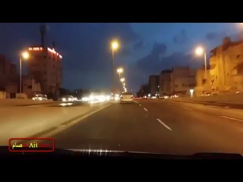 Jeddah City Tour, Saudi Arabia, Day and Night