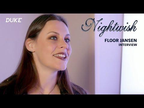 Nightwish - Interview Floor Jansen - Paris 2018 - Duke TV [FR Subs]