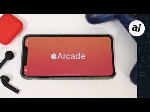 Hands On With Apple Arcade! Best Deal In Gaming!?