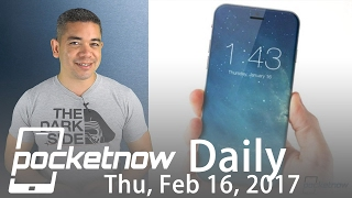 iPhone X with Touch Bar, Huawei P10 leaks & more   Pocketnow Daily