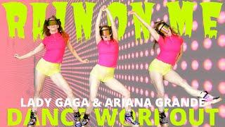*Dance Workout* Rain On Me - Lady Gaga & Ariana Grande   Awesome Hip Hop Cardio Dance Fitness