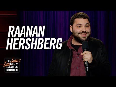 Raanan Hershberg Stand-Up