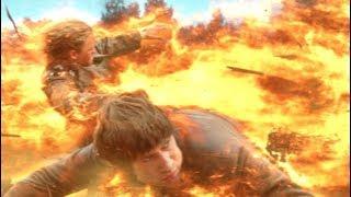 Как снимали сцену взрыва в х/ф «Мы из будущего 2″
