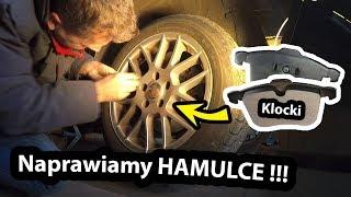 Jak naprawić Hamulce w Aucie? - Wymieniamy Klocki i Tarcze. *opel vectra c (Vlog #268)
