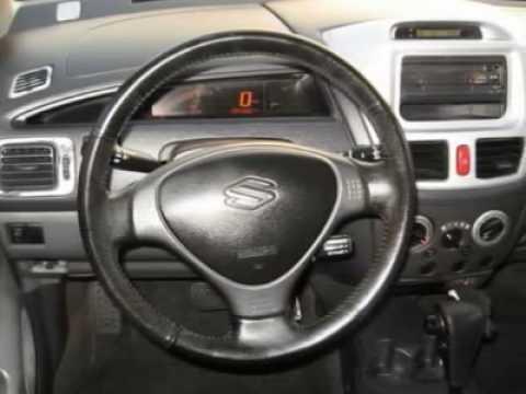 2003 Suzuki Aerio Youtube
