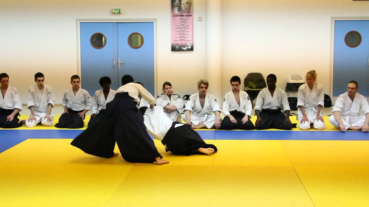 club aikido essonne