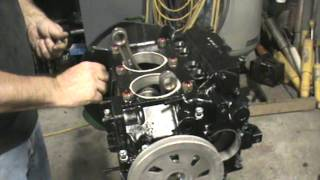 HOW TO BUILD A STOCK 1600 VW MOTOR PART 2