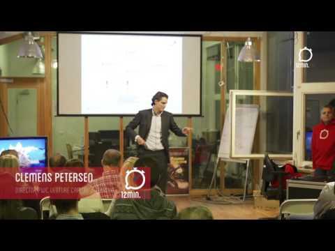 "Clemens Petersen - Director PwC Venture Capital / Startup: ""Digitale Transaktionen & M&A"""