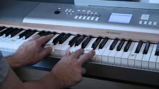 Easy-to-Play Piano - Word of God Speak (Matt McCoy)