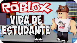 Roblox - Vida de estudante (Roblox High School)