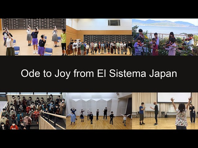 Ode to Joy from El Sistema Japan