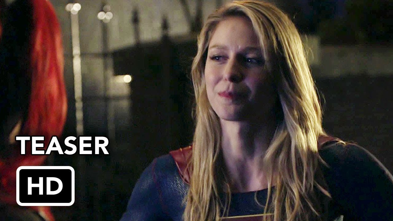The CW Super Sundays Teaser - Supergirl & Batwoman (HD)