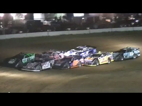 ULMS Super Late Model Heat Four | McKean County Raceway | Fall Classic | 10.10.14