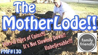 The MOTHERLODE Found of a SILVER HOARD!! Our Midwest Oak Island Type Treasure Dig!! Part 4