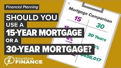 Should You Use A 15-Year Mortgage Or A 30-Year Mortgage?