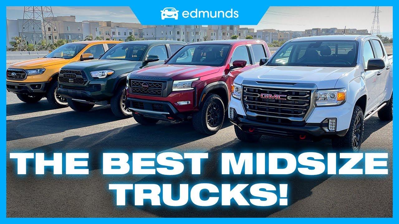 Download 2021 Midsize Truck Comparison: Tacoma vs. Ranger vs. Frontier vs. Colorado & Canyon
