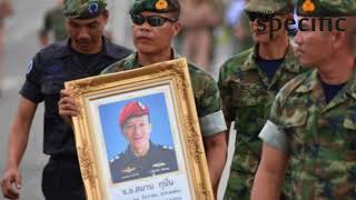 Thailand mourns Navy Seal who died during cave rescue