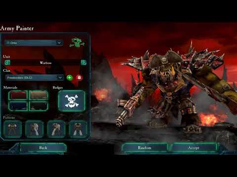 Dawn Of War II - Elite Mod ► Обзор тиранидов и орков