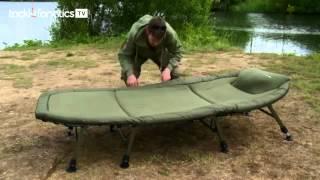 CHUB Vantage Flatbed Wide 8-Leg Karpfenliege Bed Chair