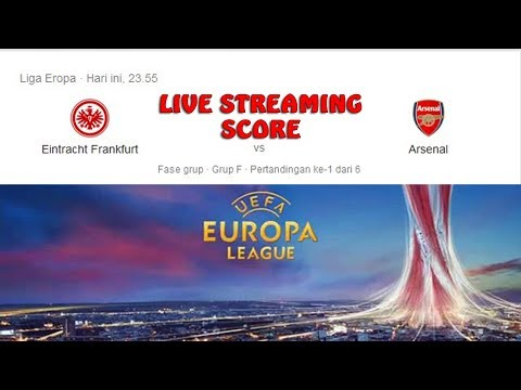 Eintracht Frankfurt v Arsenal, Rennes v Celtic: Europa League  live!
