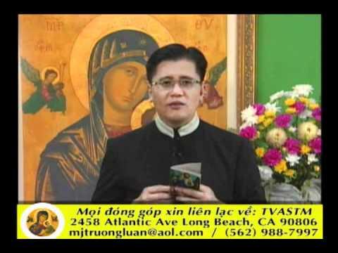 Suy niệm về Đức Mẹ Hằng Cứu Giúp- SN51.  Cha Nguyễn Trường Luân