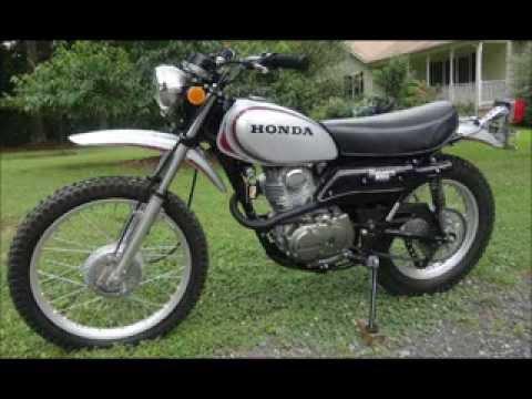1972 honda xl250 motosport by randy 39 s cycle service. Black Bedroom Furniture Sets. Home Design Ideas