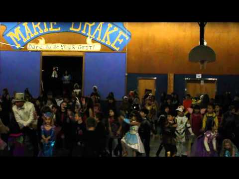 Harborview Elementary Thriller 2015