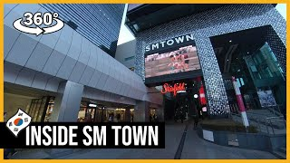 Inside SM Town in 360° | Insta360 One X
