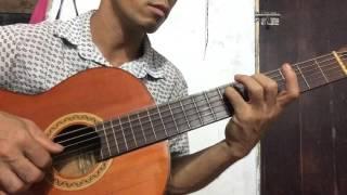 Tôi đưa em sang sông -guitar solo