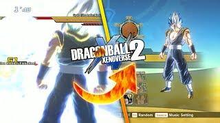 🔥Nuevo Personaje ¡¡¡ GOGITO ULTRA INSTIC EVOLUTION !!!🔥Dragon Ball Xenoverse 2