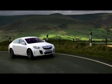 Vauxhall VXR road test  | Now in Full HD | Top Gear | BBC