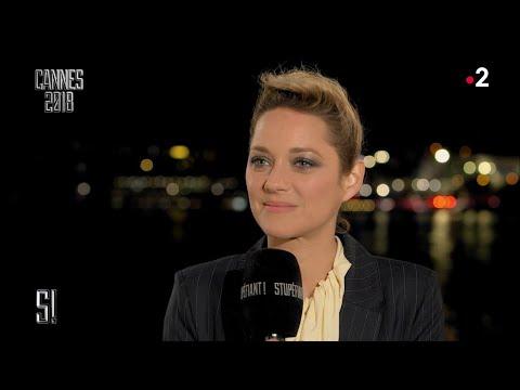 L'interview de Marion Cotillard - Stupéfiant !