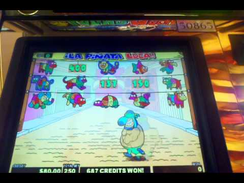 Slot Machine Pinata